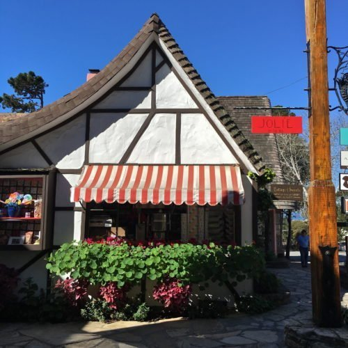 Cottage of Sweets, Carmel-by-the-Sea