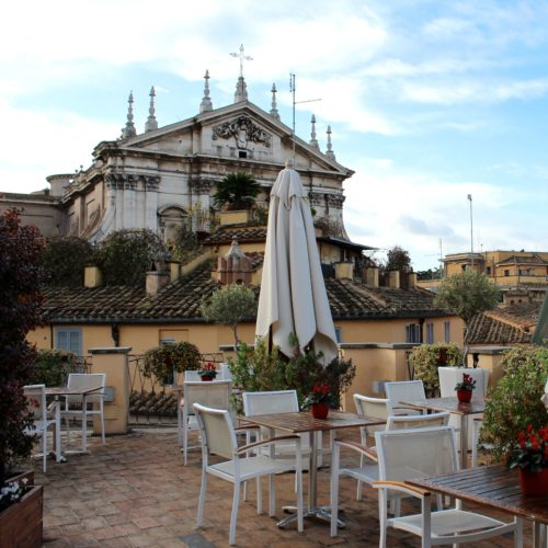 Albergo Cesari. Rome Travel guide