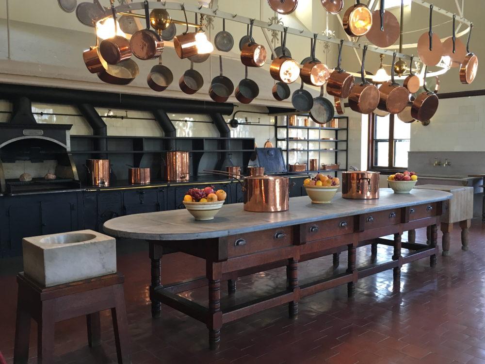 The Breakers- Newport, RI Kitchen