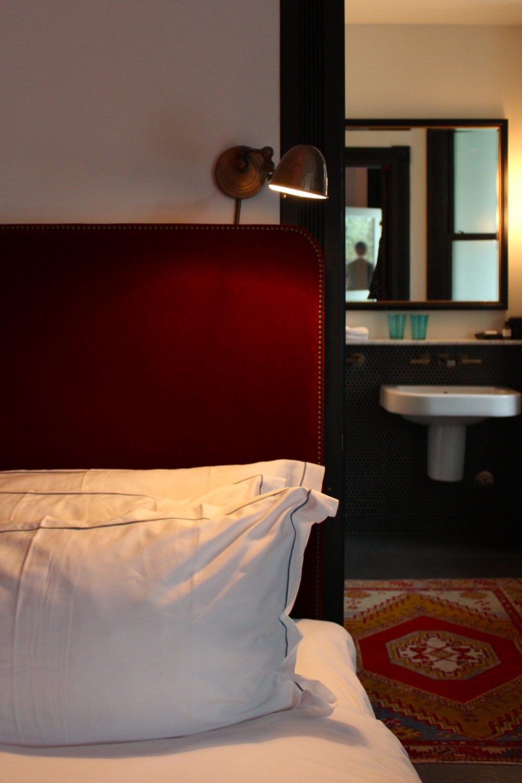 Hotel Saint Cecilia. Austin, TX