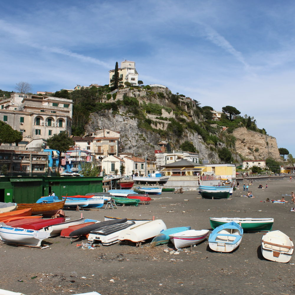 Vietri sul Mare, Amalfi Coast | Fishing boats