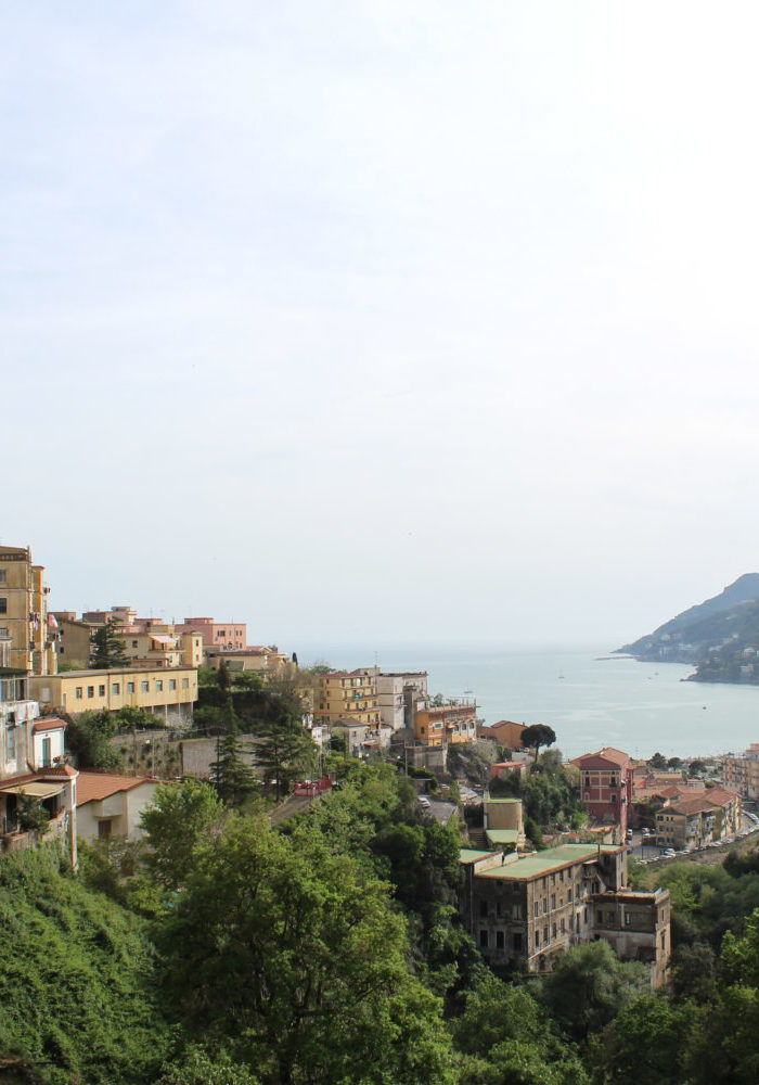 A Day in Vietri