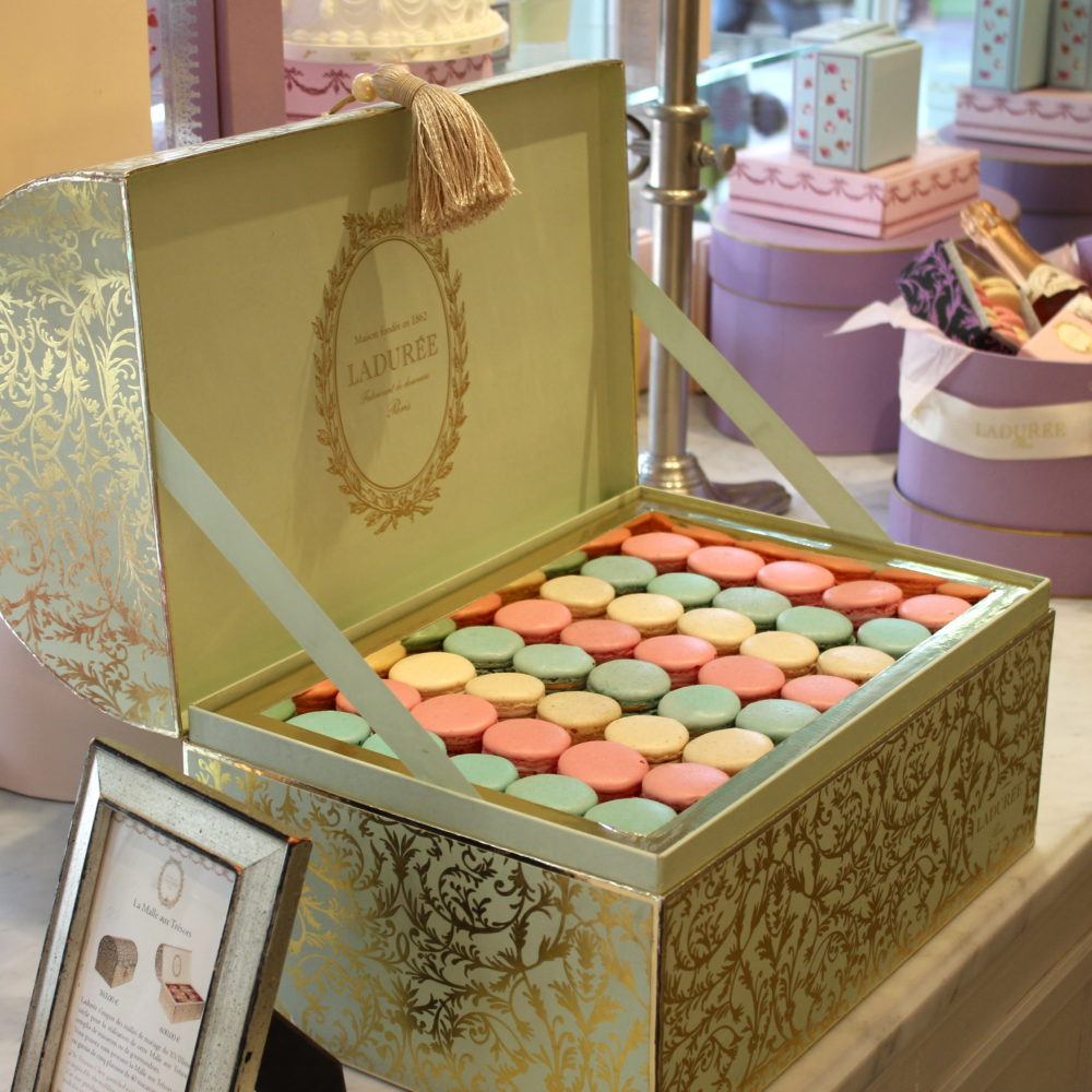 Laduree Gluten Free Paris