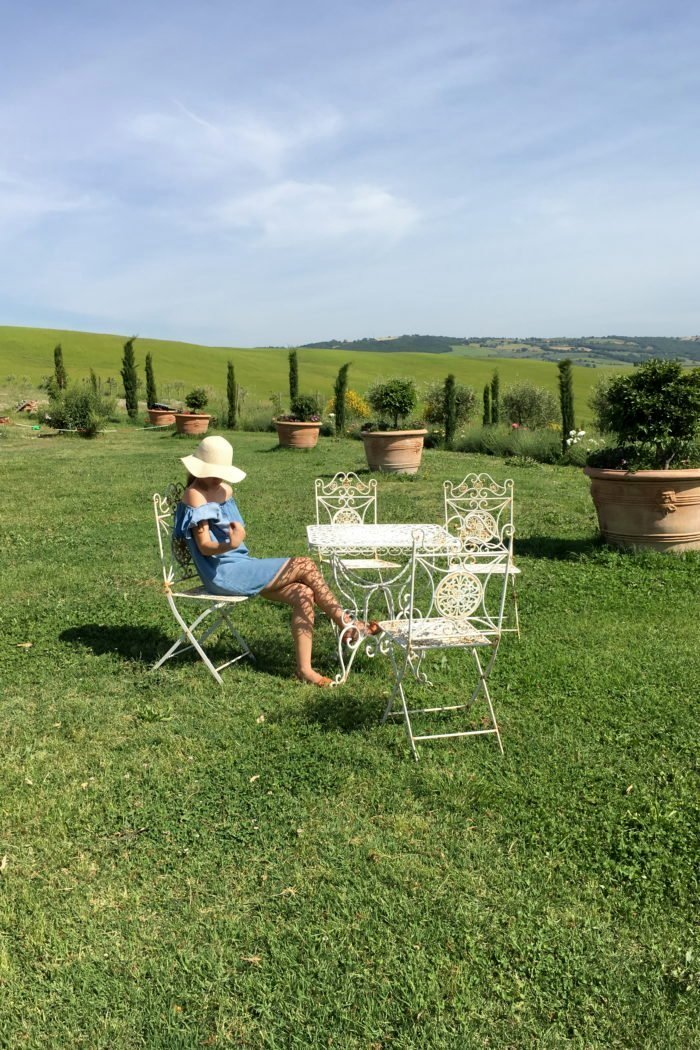 Cordella Winery in Tuscany