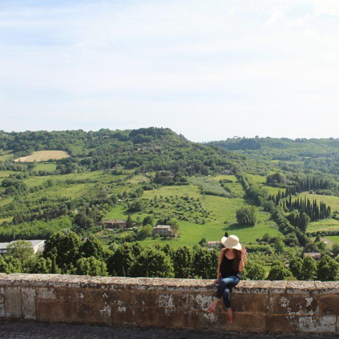 Orvieto- Tuscan Road Trip
