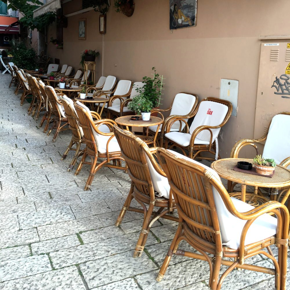 Croatia restaurant