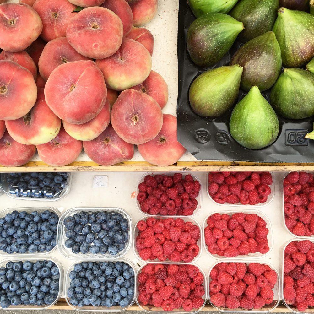 Croatia. Fruit Markets.