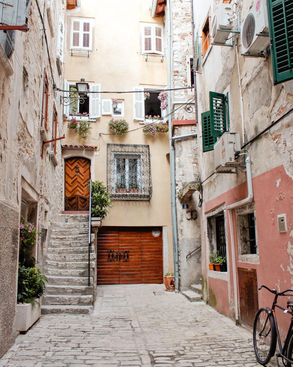 Travel guide to Rovinj, Croatia