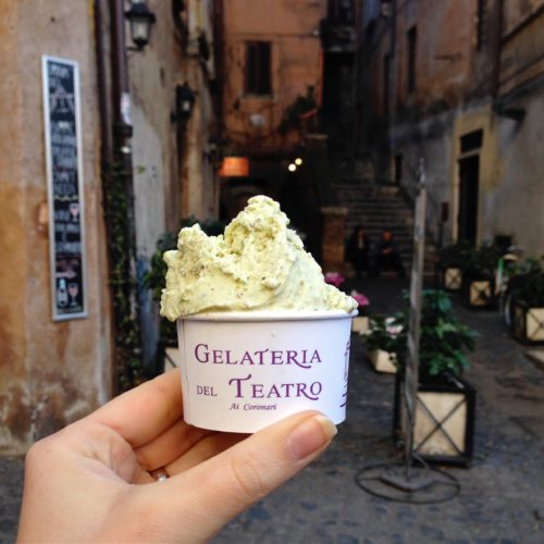 Where to go for Gelato in Rome