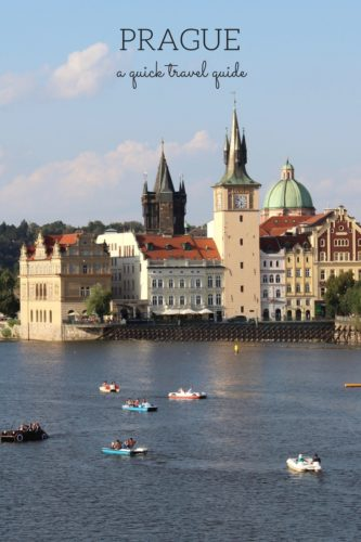 Prague Travel Guide: Where to stay, where to eat and drink, things to do.