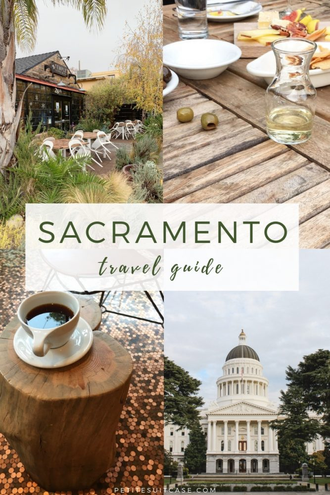 Sacramento Travel Guide: A local's guide on where to eat, where to stay and what to do in Sacramento.