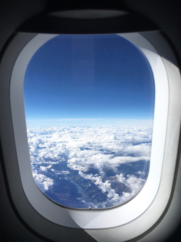 What your flight attendant is thinking. Window seat.