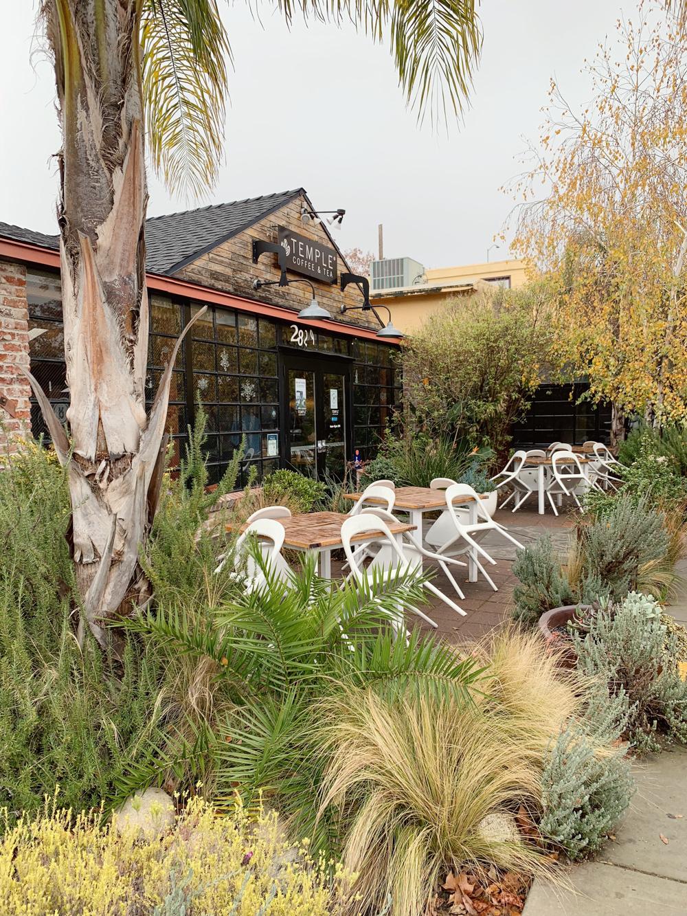 Temple Coffee - Sacramento Travel Guide
