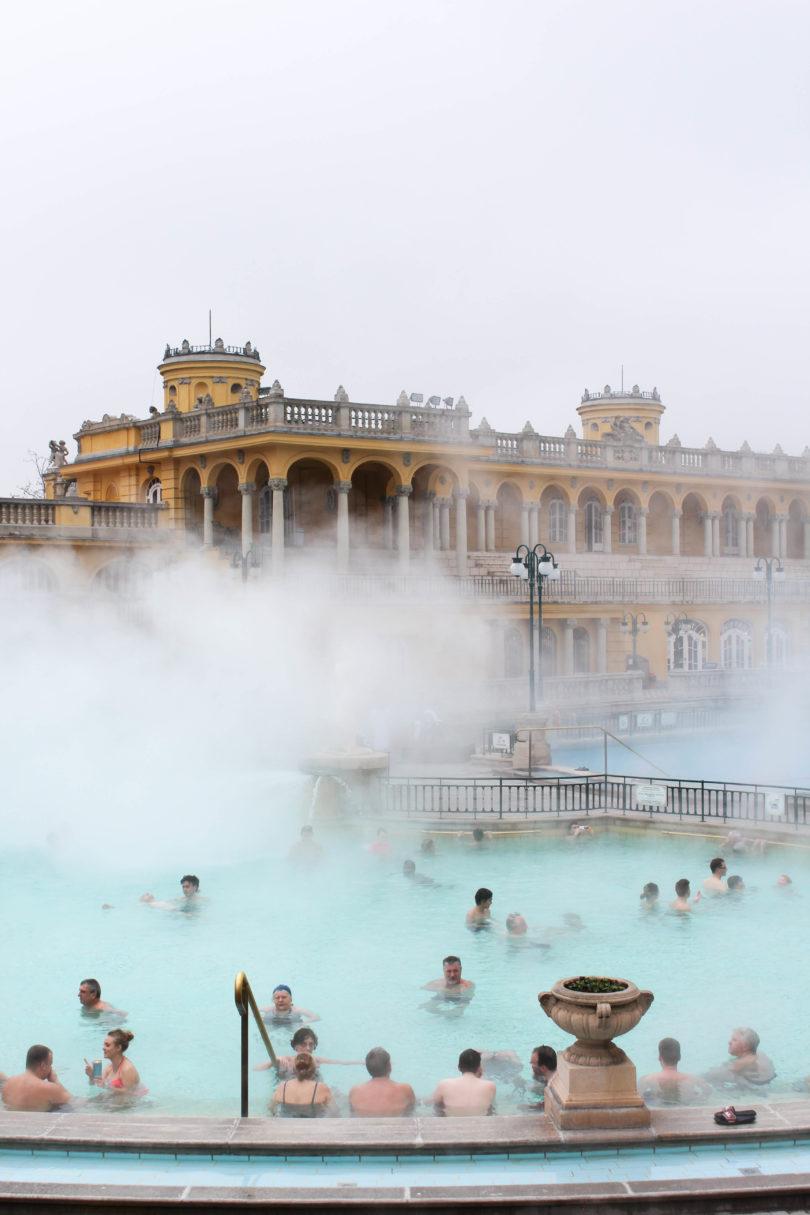 Szechenyi Budapest Travel Guide