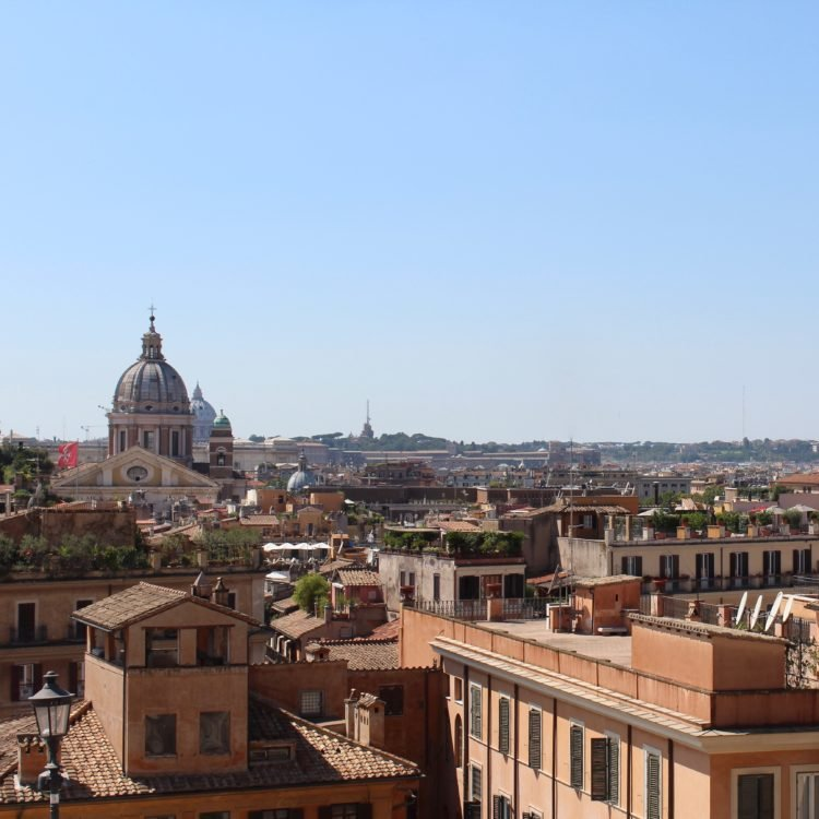 Rome. Travel guide