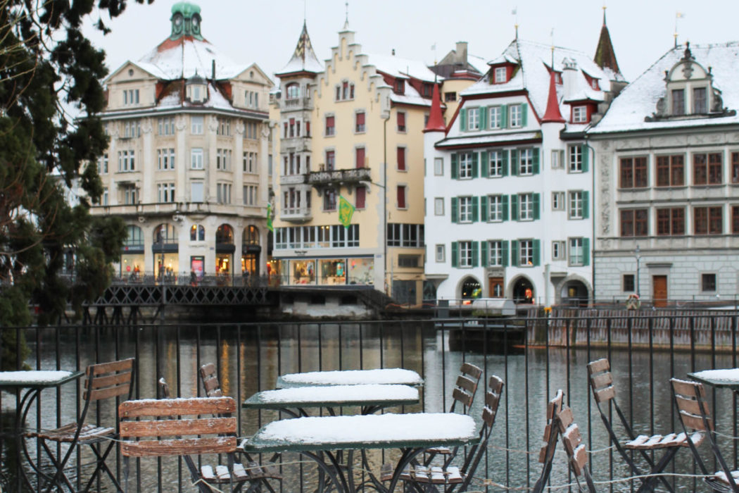 A Winter Weekend in Lucerne