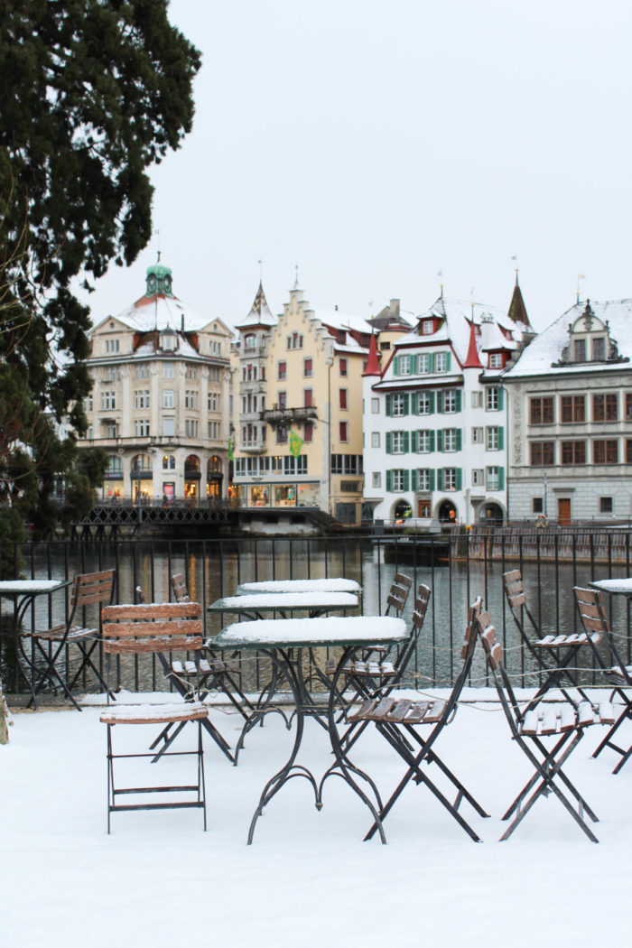 How to Spend a Winter Weekend in Lucerne