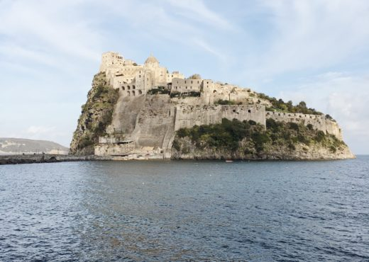 Ischia Island. Place to visit from Naples, Italy