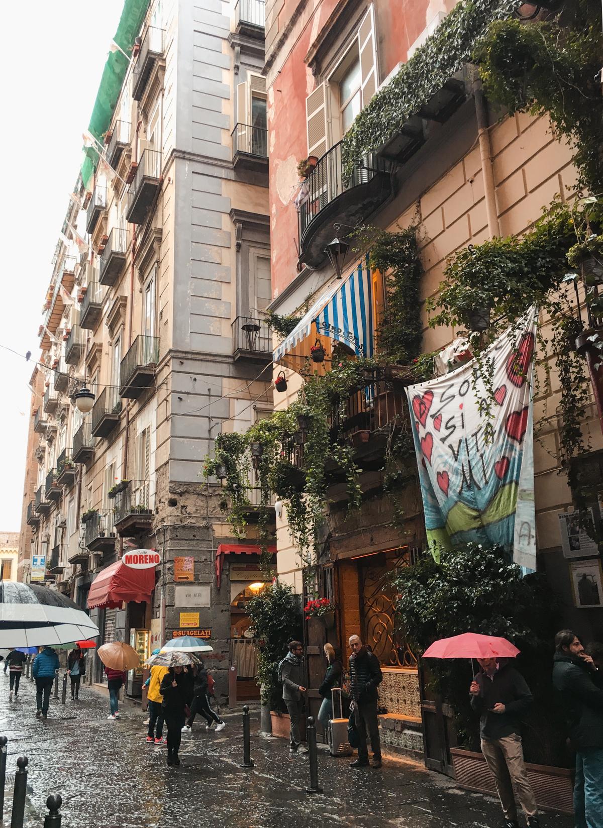 Gluten Free Pizza in Naples