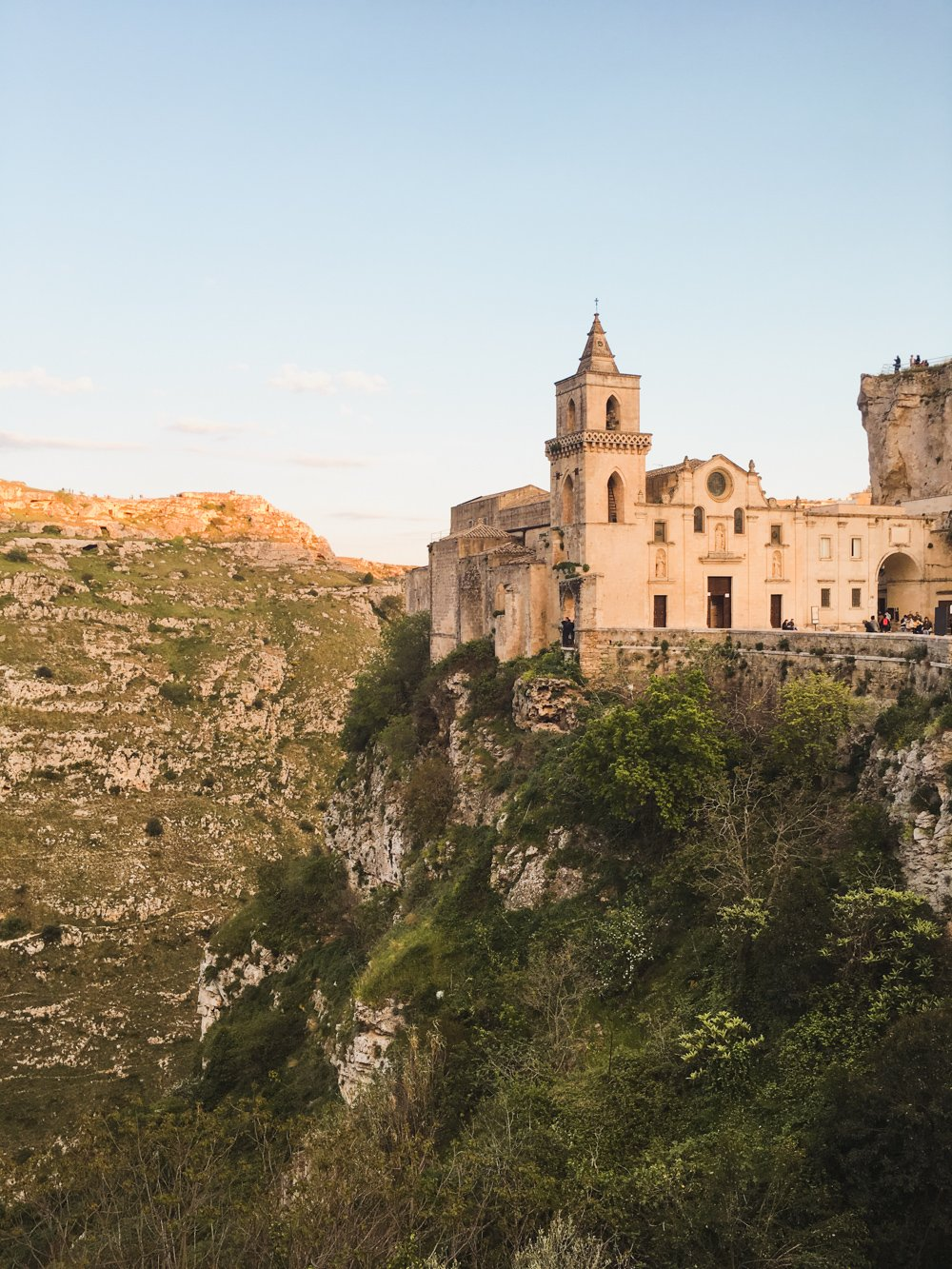 Guide to Matera