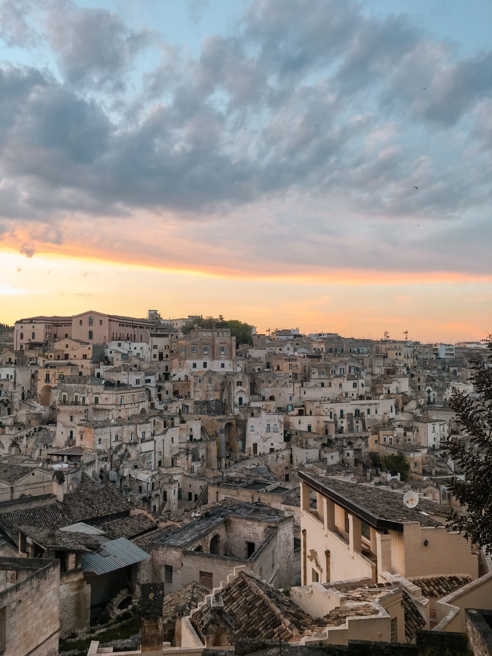 Matera Italy.