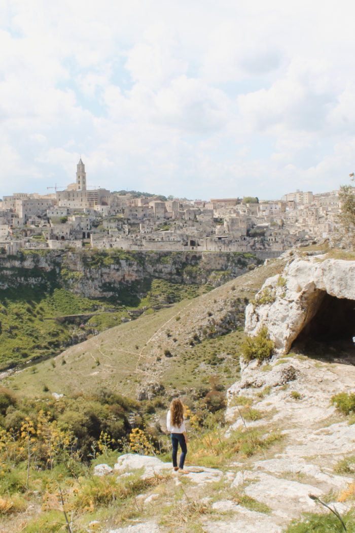 Small Towns in Italy: Matera