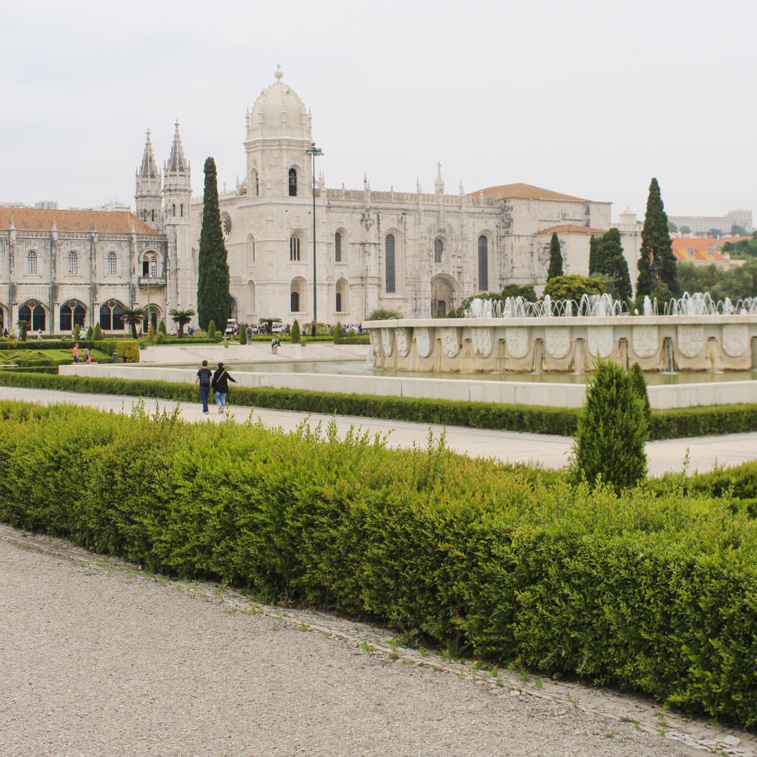 Belem. Jerónimos Monastery