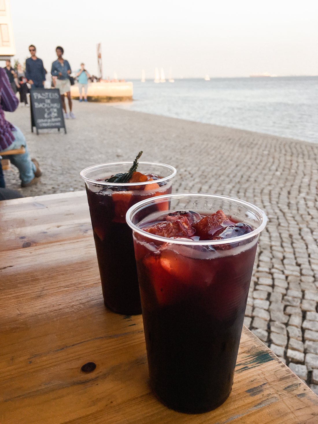 Lisbon Travel Guide. Sangria