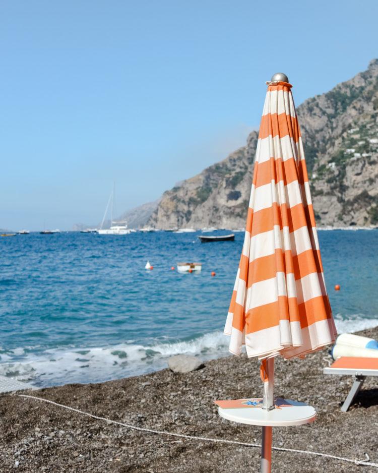 Arienzo Beach Club Positano