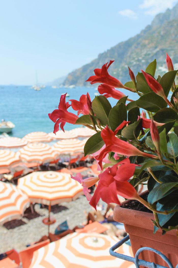 Positano Beach Club: Bagni d'Arienzo
