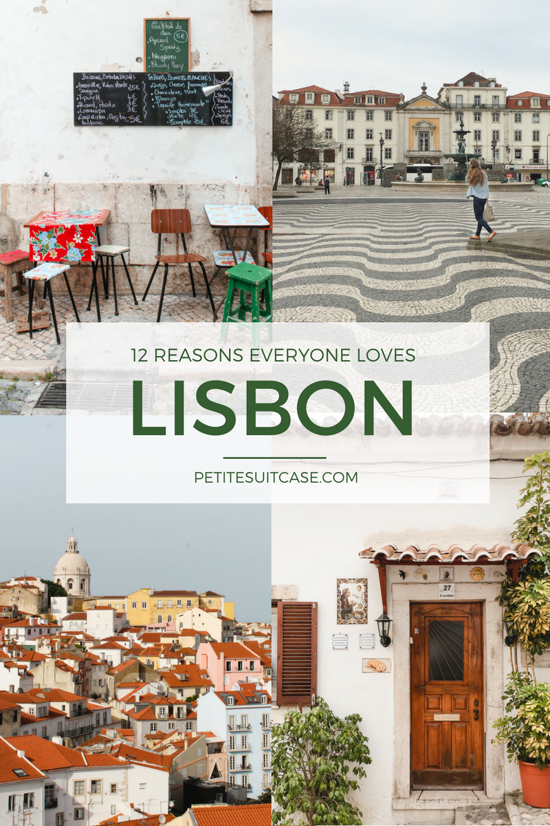 What to do and see in Lisbon, where to eat and where to stay.
