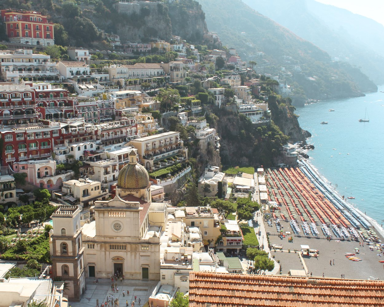 Positano Travel Guide