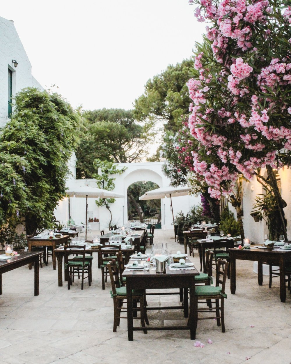Weekend Guide to Puglia. Masseria Il Frantoio