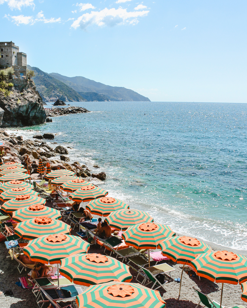 Cinque Terre in two days. Monterosso