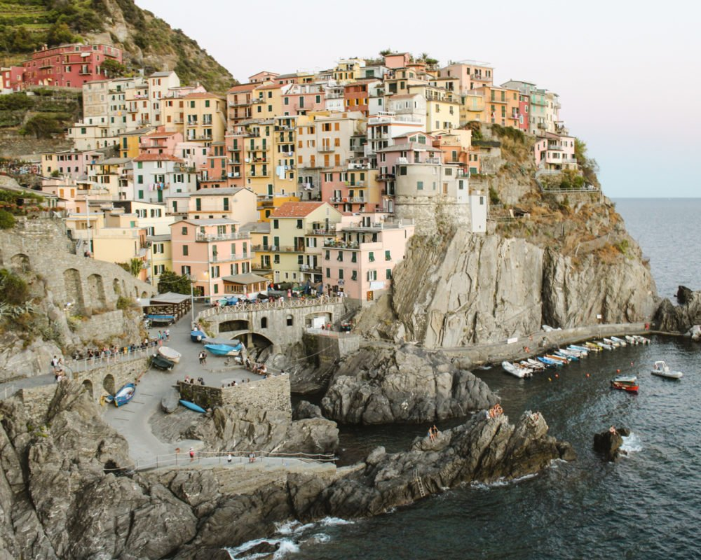 Cinque Terre in Two Days