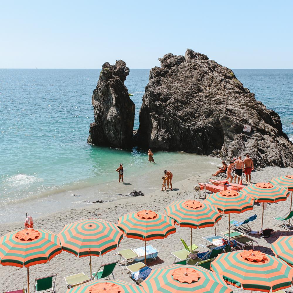 Cinque Terre Guide. Monterosso al Mare