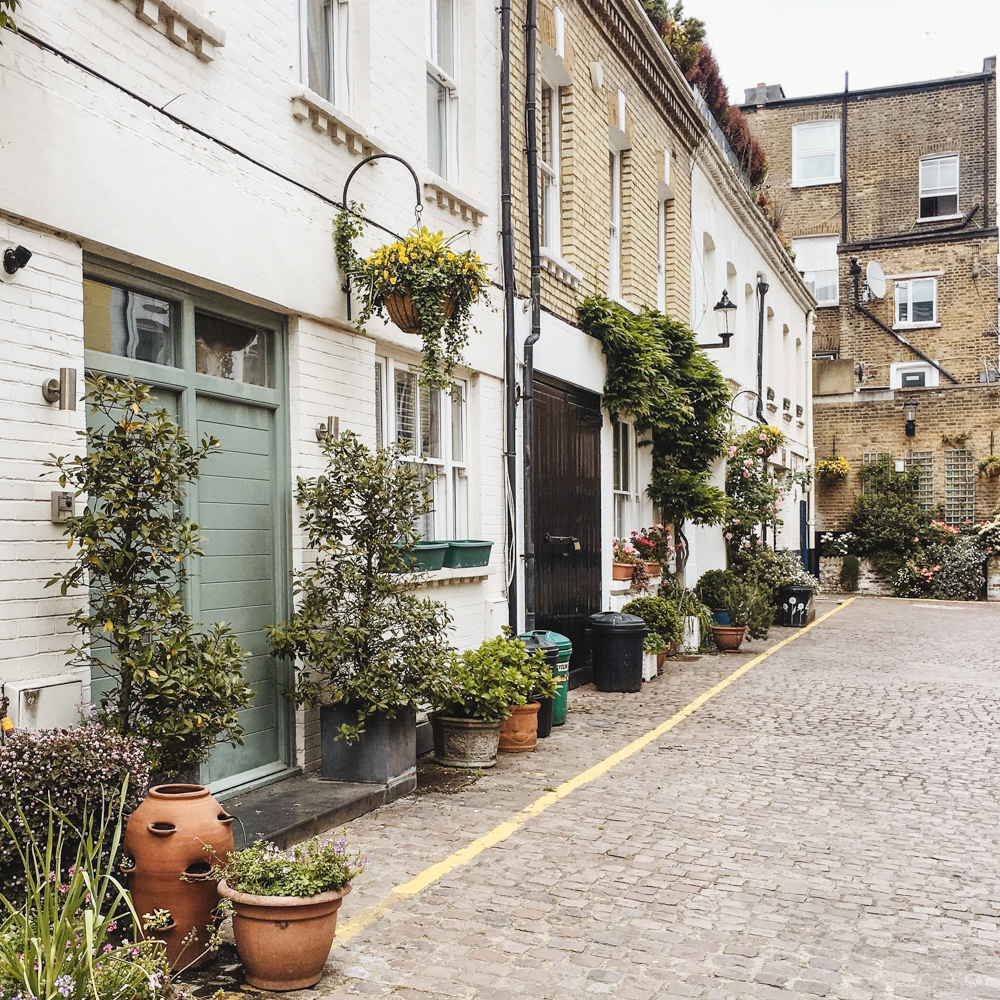 Exploring London Mews