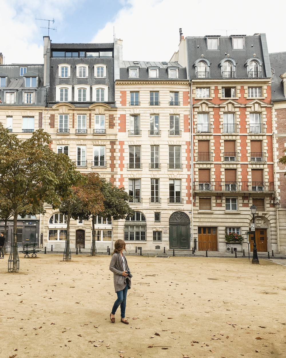 Visit Paris in the Fall
