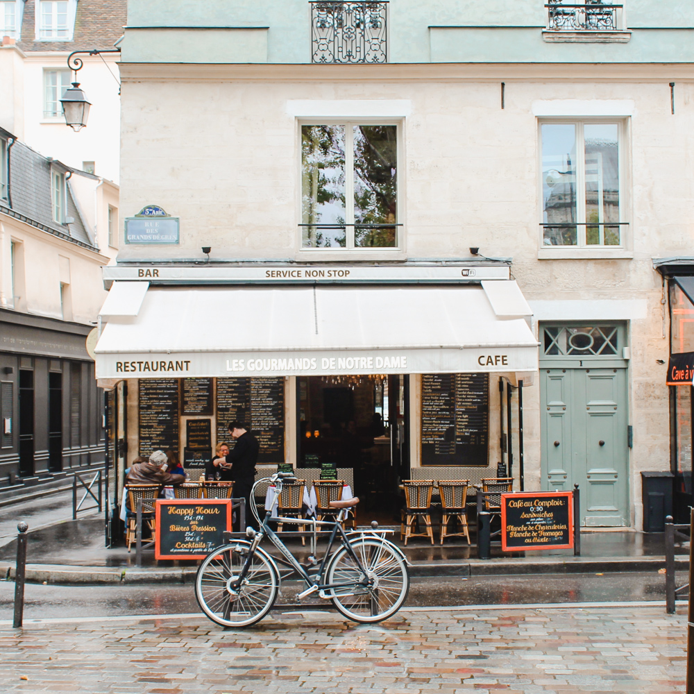 Paris in the Fall- Saint Germain