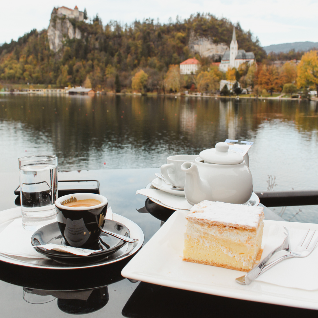 Where to eat in Lake Bled