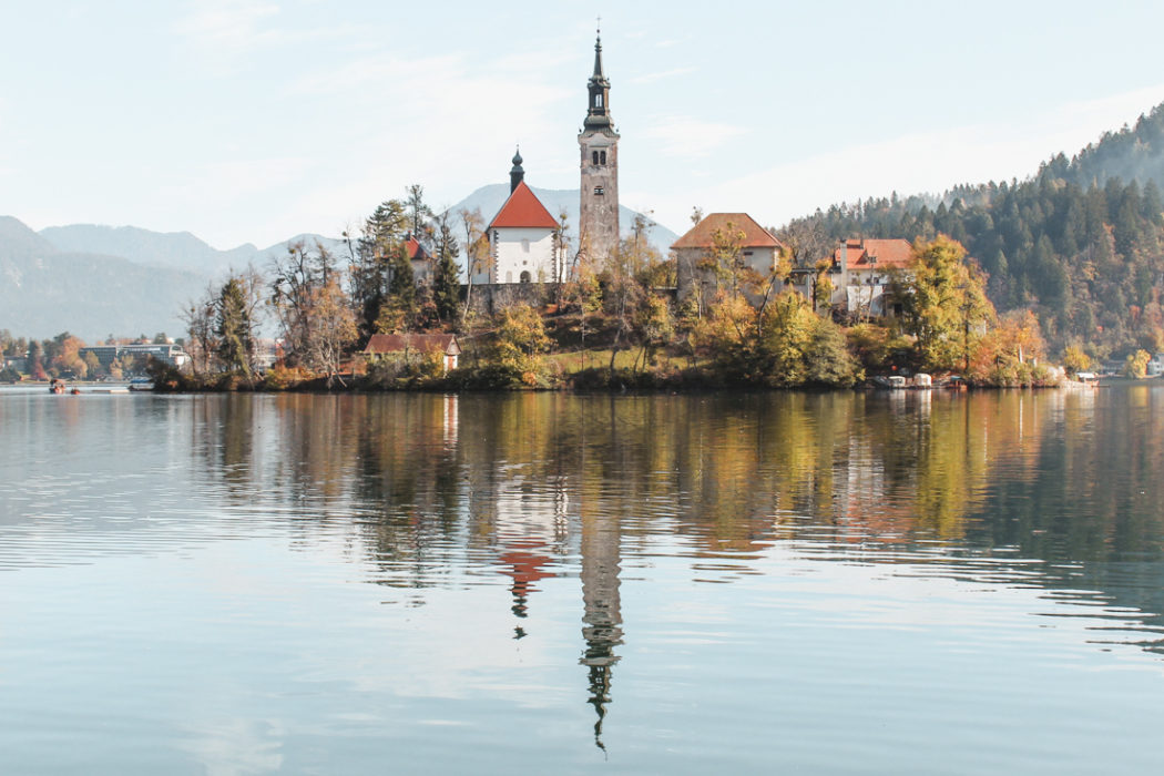 A Guide to Lake Bled in the Fall