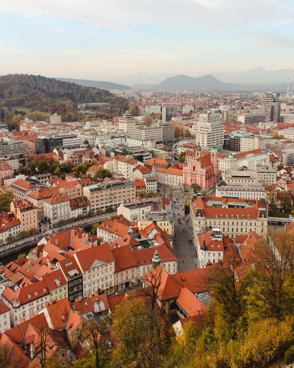 Slovenia Road Trip- Ljubljana
