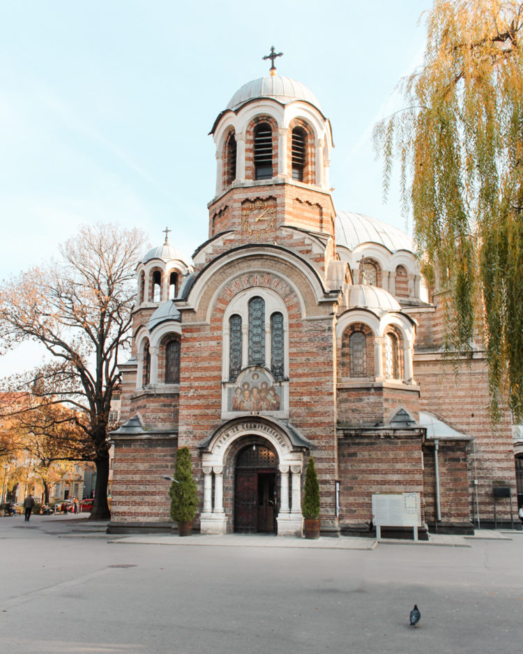 A Quick Travel Guide: Sofia, Bulgaria