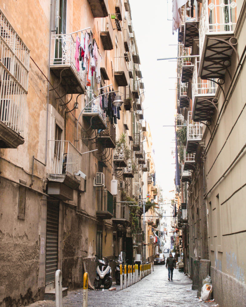 Guide to Naples Italy