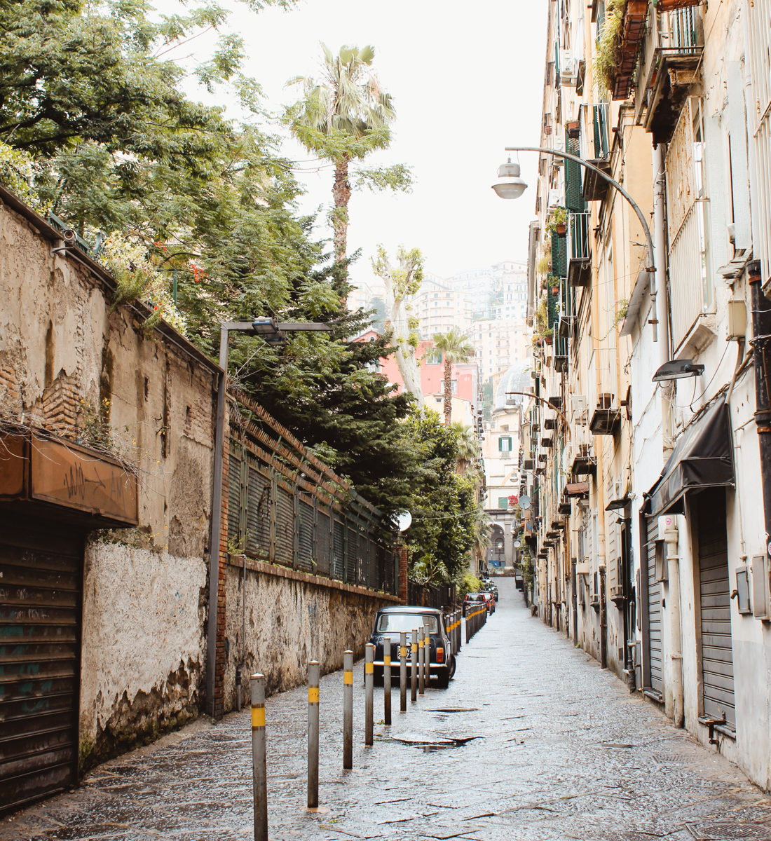 A Beautiful Mess: A Guide to Naples, Italy