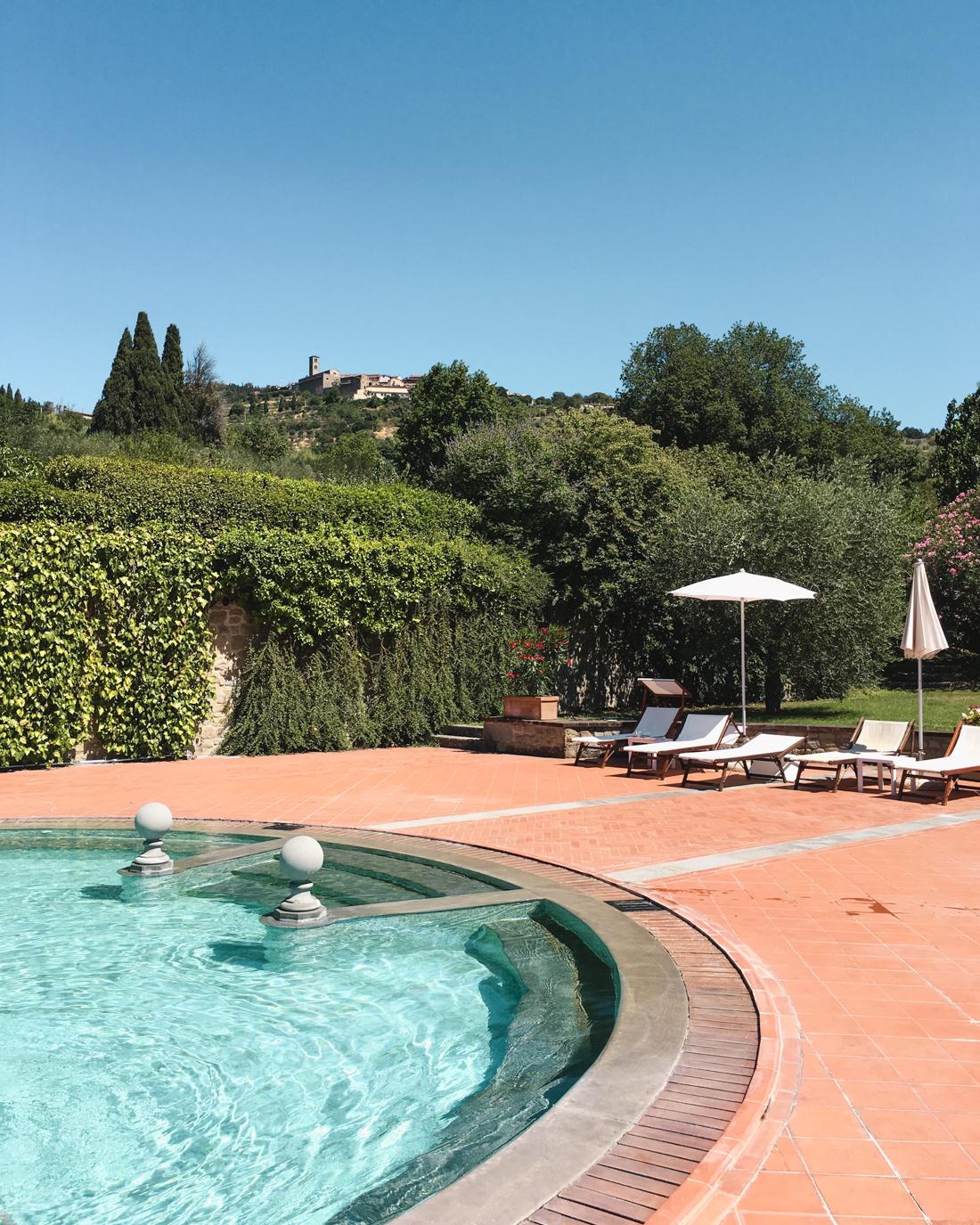 Borgo Il Melone- Cortona Hotel