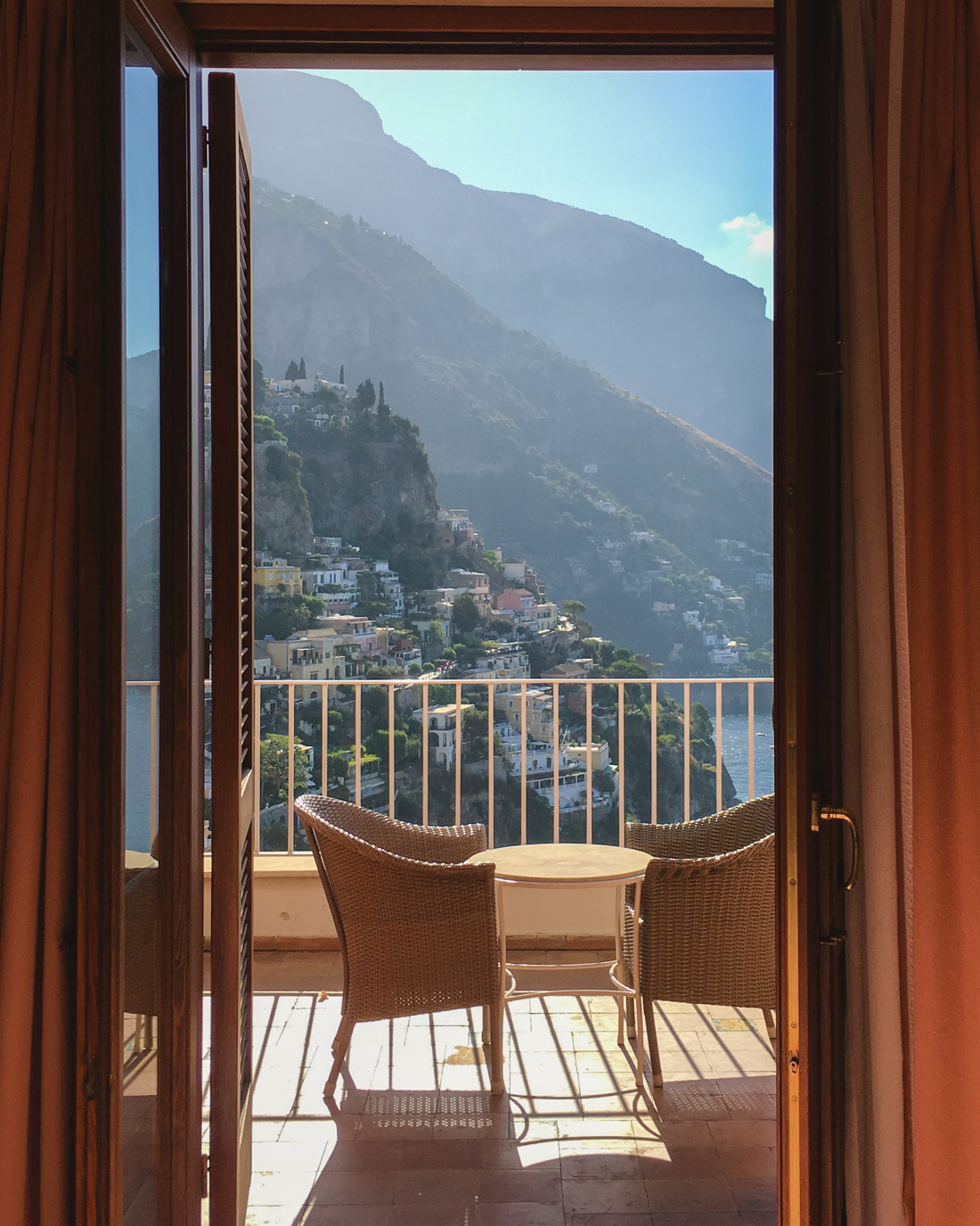 Casa Albertina- Hotels in Positano. Hotels in Italy: What to expect and tips for booking the best hotel. Travel Tips   Italy Hotels   #italy #traveltips