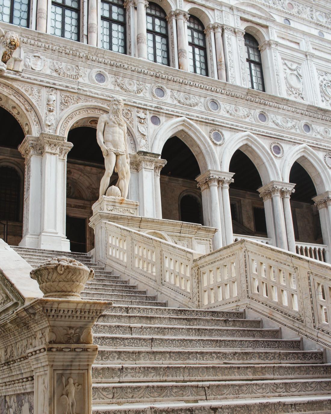 Venice Doge's Palace