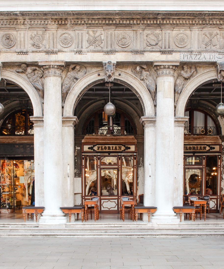 Cafe Florian. Venice Travel Guide