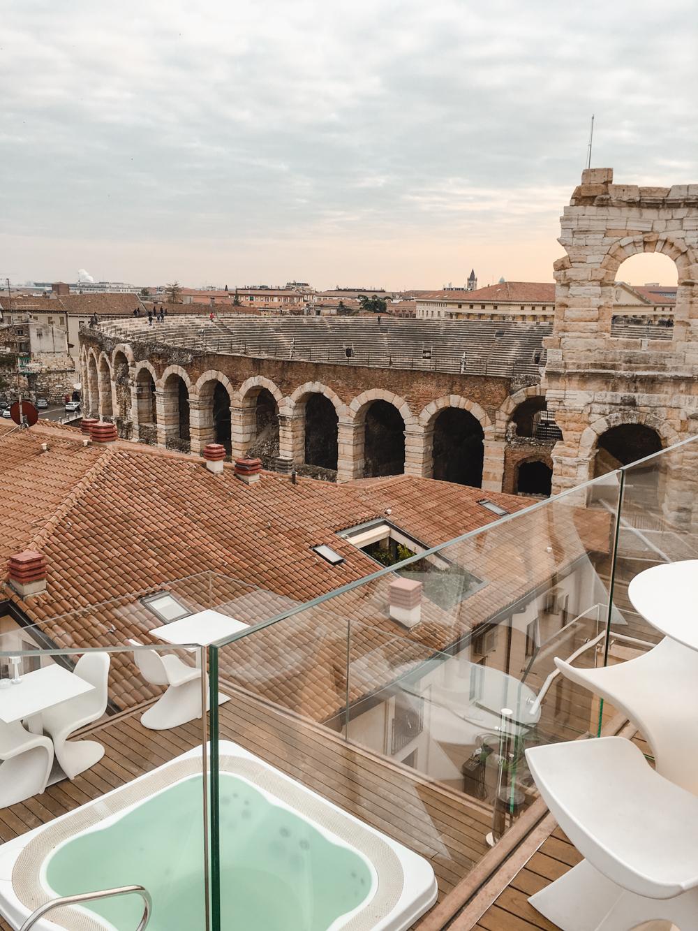 Verona- Arena Hotel View
